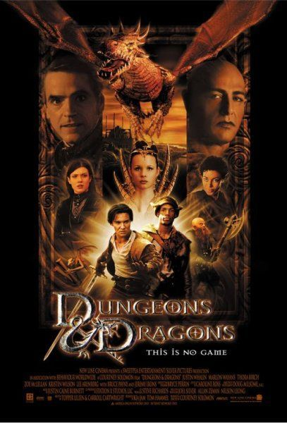 Donjons et dragons french DvdRip preview 0