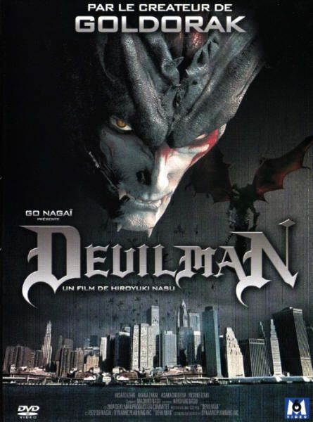 Devilman DvdRip French By eljamon preview 0