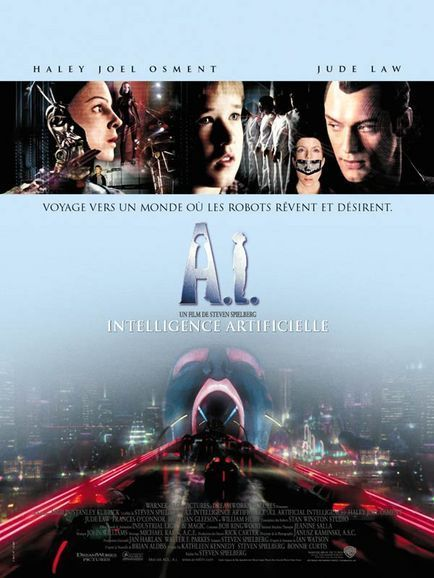 A I intelligence artificielle preview 0